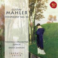 ジンマン/マーラー交響曲第10番